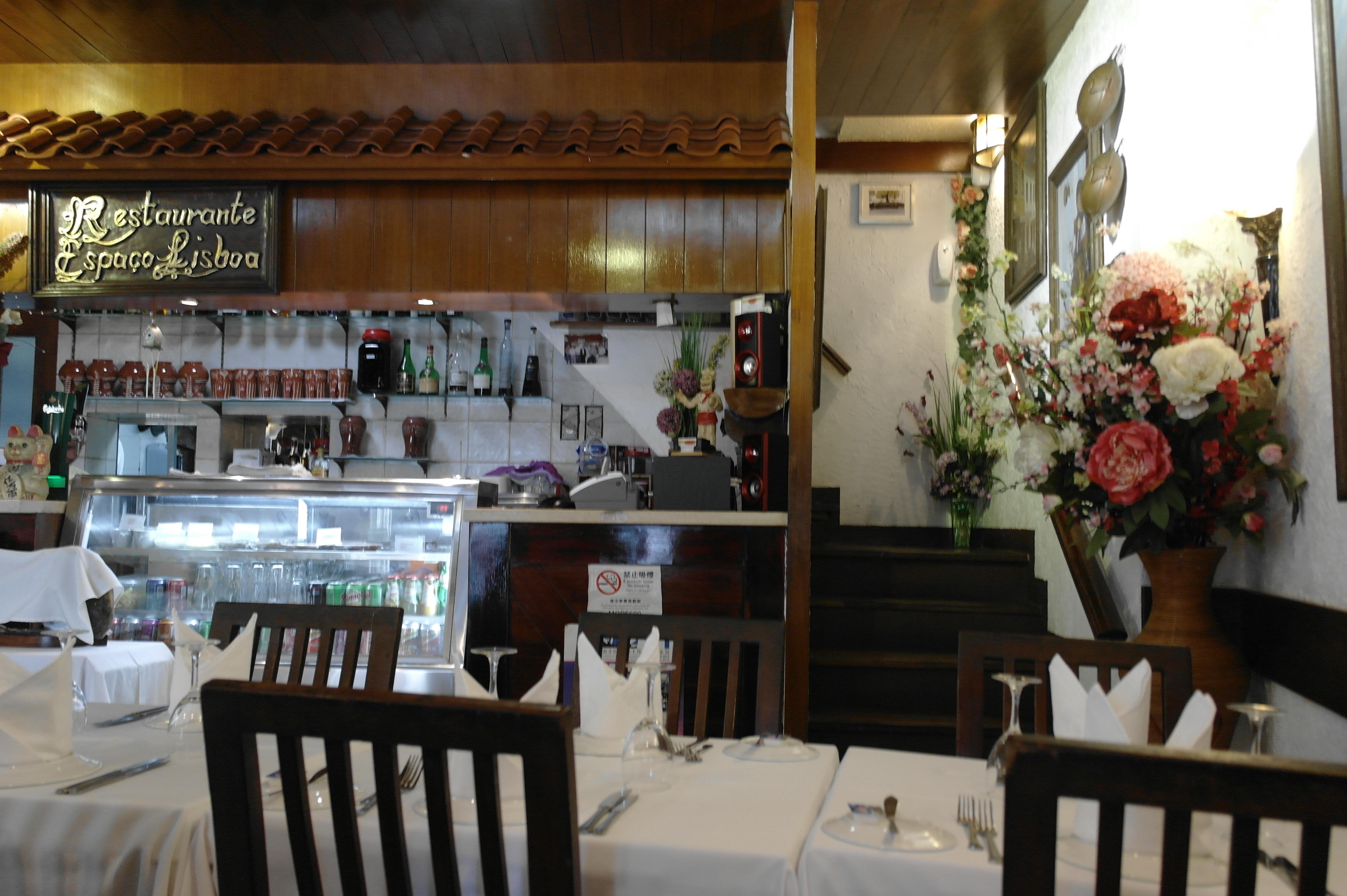 里斯本地帶葡式餐廳