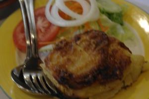 里斯本地帶葡式餐廳配菜